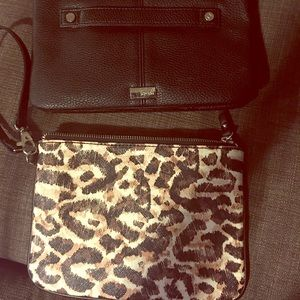 Two cute clutches for the price of one!